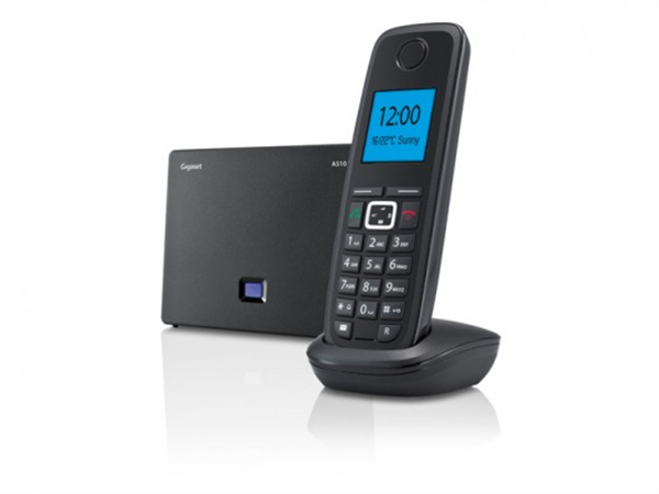 IP DECT Base station and one cordless Phone