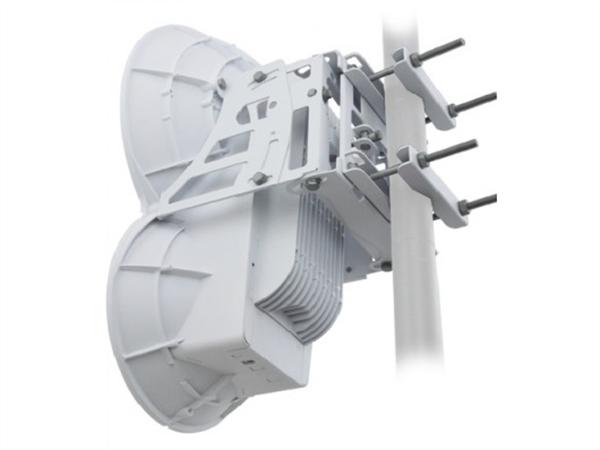 AirFiber Backhaul Radio, Unlicensed 24GHz Spectrum, 1.4Gbps+