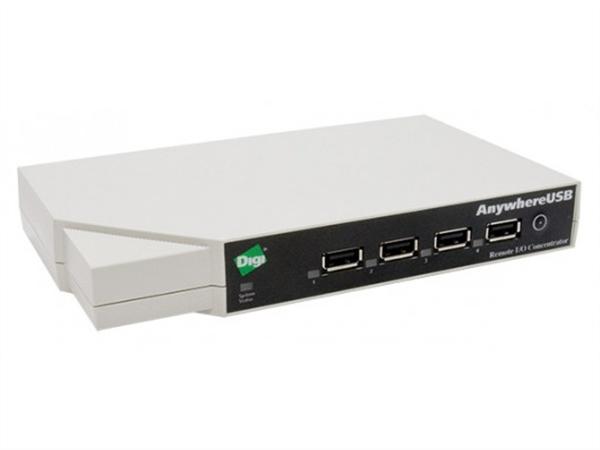 Network-Attached USB Hub (5 port)
