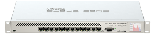 Cloud Core Router, 12-Port Gigabit