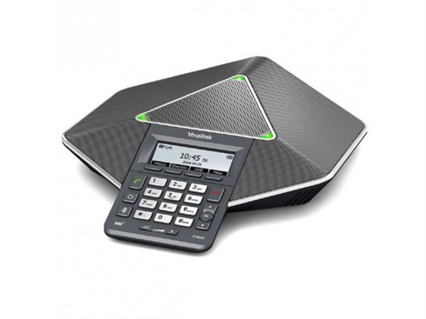 VoIP conference phone, PoE