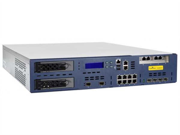 UTM Appliance 14 GigE, 4 GigE SFP, 2 10GigE SFP+ Ports, 40000Mbps Fire