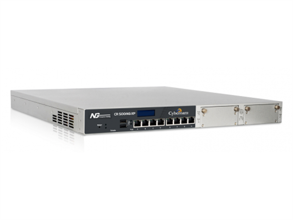 Unified Threat Management Appliance 8 10/100/1000 Ethernet ports, 18000 Mbps Firewall Throughput, 1650 Mbps UTM Throughput, 3250 Mbps NG