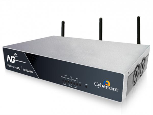 Unified Threat Management Appliance VPN Router, Firewall, 802.11b/g/n, WiFi, 3x 10/100/1000 Ethernet ports, 400 Mbps Firewall Throughput, 6