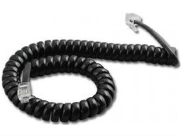 Spare Curly Cord for IP Phones - SIP-T20/T22/T19/T21/T23