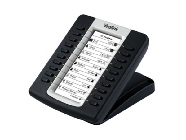 Expansion Module with160x320 LCD Screen, for Yealink SIP-T28P and SIP-T26P Phones