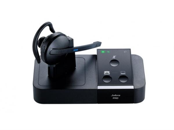 Pro 9450 DECT Wireless Mono Desk & Softphone (SFB)