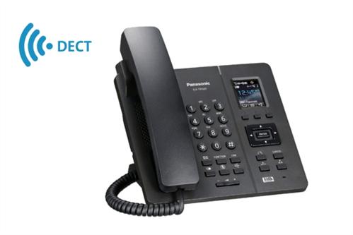 Cordless (DECT) IP Desk Phone