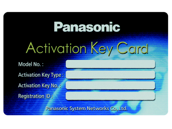 1 yr NAT Traversal Activation Key Card for HD video conference unit