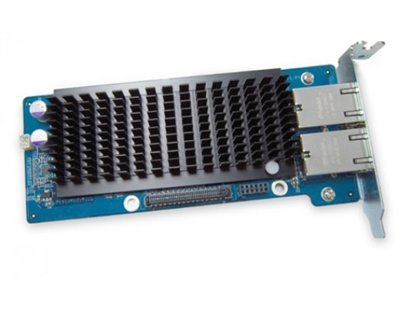 Dual-port 10 Gigabit Network Expansion Card for Tower Model (10GBASE-T interface)