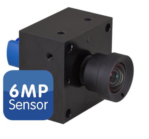 BlockFlexMount 6MP, Incl. B237 (15 degree) Sensor Lens Mx-O-SMA-B-6D237