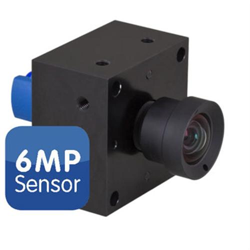 BlockFlexMount 6MP, Incl. L135-F1.8 (Night LPF) Mx-O-SMA-B-6L237