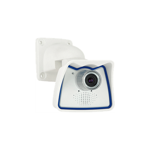 Outdoor 6 Megapixel IP Camera, 90 Degree Lens