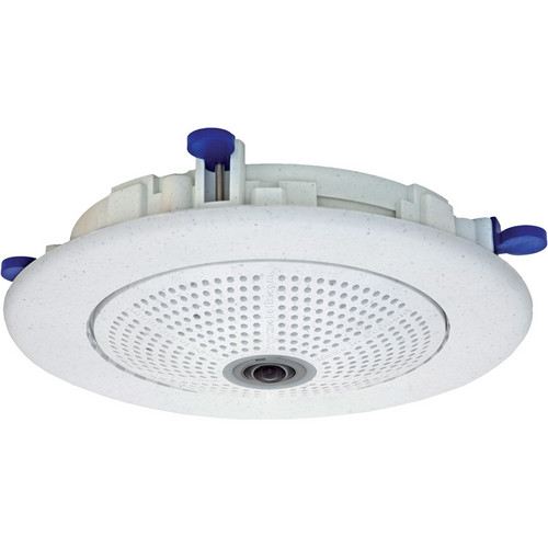 In-Ceiling Set For Q2x/D2x/ExtIO, White
