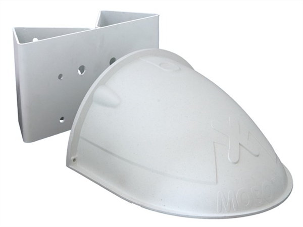 Wall and Pole Mount Set for Q2x/D2x/ExtIO