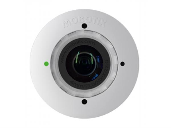 S15 and M15 FlexMount Sensor, Day, Colour, 180 degree, 6MP, White Mx-O-SMA-S-6D016