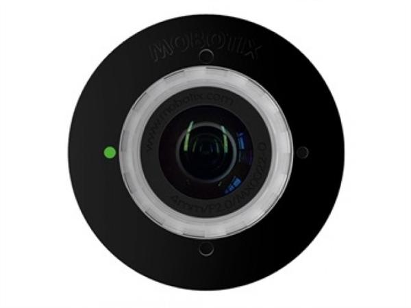 S15D/M15D Sensor with HD premium lens, f/1.8, 31 degree, 6MP, IP66, black Mx-O-SMA-S-6D119-b