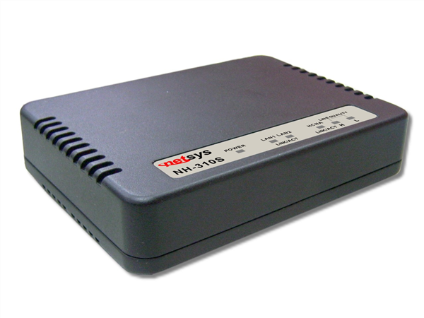 Ethernet over Coaxial Cable MDU Endpoint