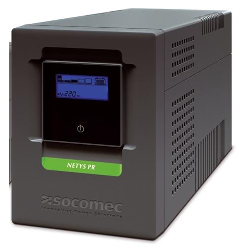 Netys PR Series 1000VA UPS, Line Interactive with AVR, True Sinewave