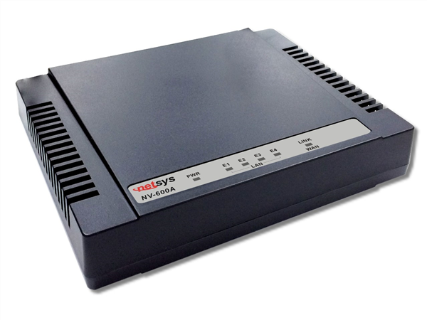Managed VDSL2 CPE Router