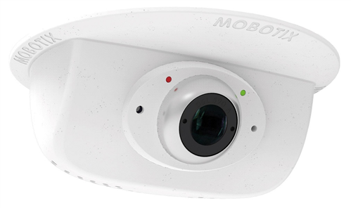 In-Ceiling 6MP Night Camera with Pan/Tilt positioning (add lenses)