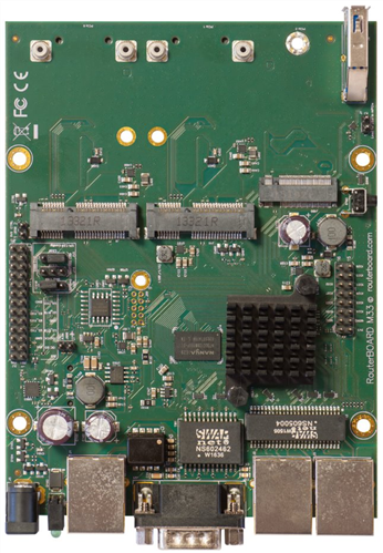 RouterBOARD device for use in your own router case