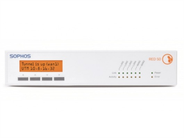 RED 50 Remote Branch Access Appliance