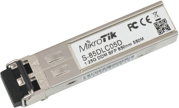 1.25G SFP Multi-mode transceiver, LC connector