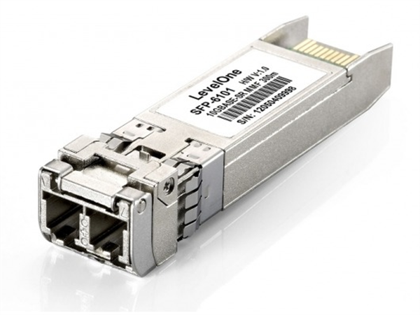 10Gbps MMF SFP-Plus Transceiver, 300m, 850nm