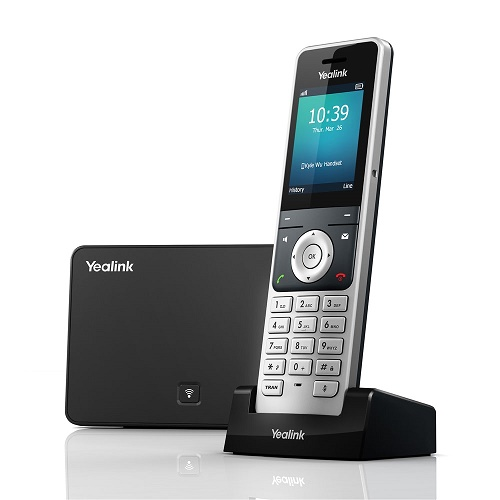 DECT Phone with SIP Base Station