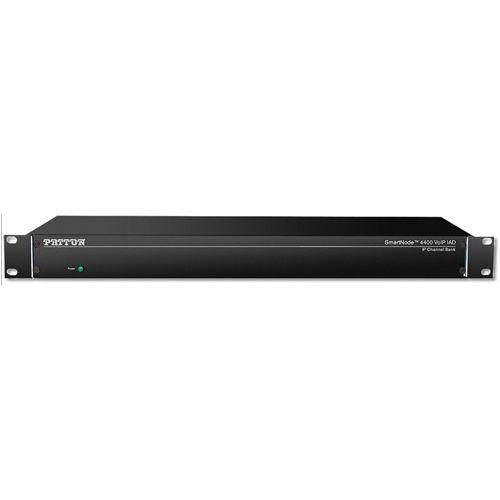 SmartNode 24-port FXO VoIP Gateway, 24 FXO ports presented on RJ21, 1x Fast Ethernet