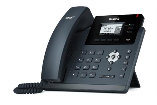 IP Phone, Dual GigE, 2.3in. LCD backlit screen, USB Port, PoE