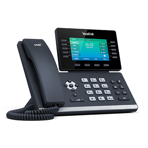 IP Phone, Colour Touch Screen, Dual GigE, Bluetooth, USB 2.0