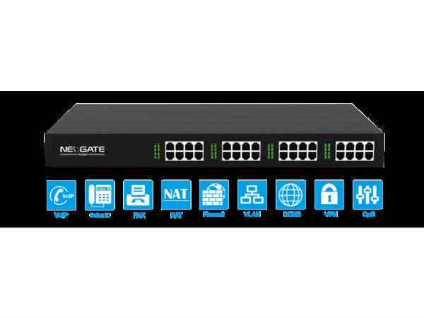 32-Port FXS VoIP Gateway