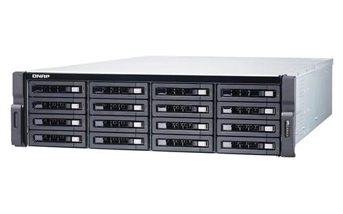 16 (+4) Bay TurboNAS, SAS 12G, SAS/SATA 6G, Xeon E5-2630 v3 2.4GHz