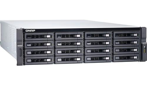16 (+4) Bay TurboNAS, SAS 12G, SAS/SATA 6G, Xeon E5-2620 v3 2.4GHz
