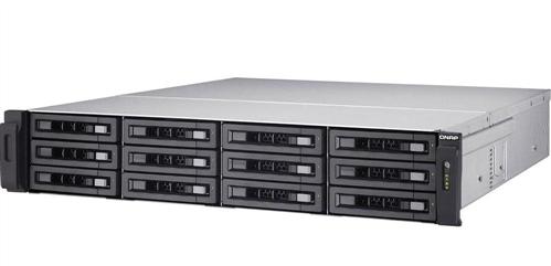 12-Bay TurboNAS, Xeon E3-1200 v3 family, 4GB ECC RAM