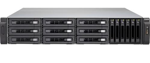 15-Bay TurboNAS, SAS 12G, SAS/SATA 6G, Xeon E3-1246 v2 3.5GHz, 16GB RAM