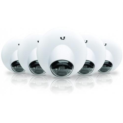 UniFi UVC G3 Indoor Dome 1080p Video Camera 5-Pack