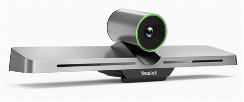 Video Conferencing Endpoint, integrated codec, camera, mic., bracket