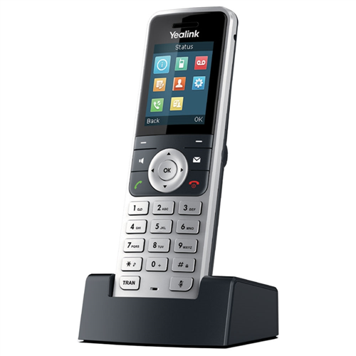 Additoinal DECT Cordless Handset for W53P Base