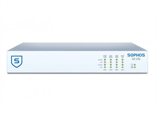 XG 135 EnterpriseProtect, 3-year (Firewall with EnterpriseGuard)