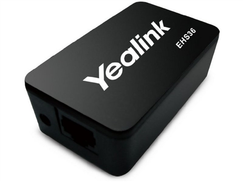 Electronic Hook Switch - Wireless Headset Adaptor for Yealink Phones