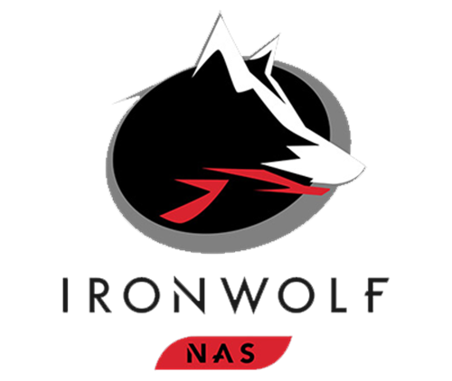 IronWolf 8TB Hard Disk Drive for NAS