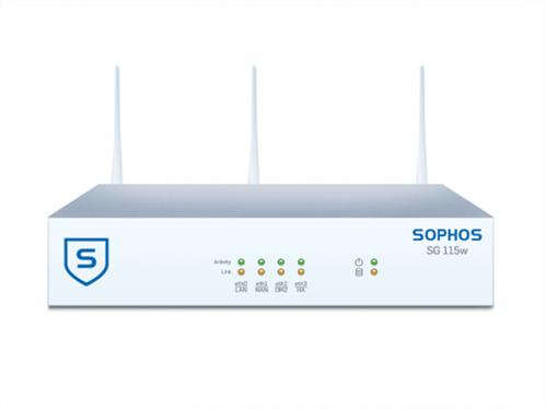 XG 115w EnterpriseProtect, 3-year (Firewall with EnterpriseGuard)