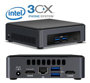 3CX 3CX-NUC7I3BNK8GB120GBSSD