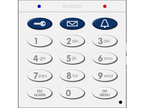 MOBOTIX MX-KEYPAD1-EXT-PW