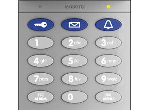 MOBOTIX MX-KEYPAD1-EXT-SV
