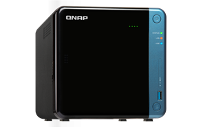 QNAP TS-453BE-2G