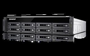 QNAP TS-EC880U-I3-4GE-R2